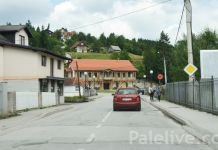Romanijska ulica je najstarija ulica u Palama