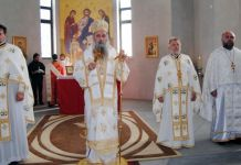 Episkop Fotije služio svetu liturgiju