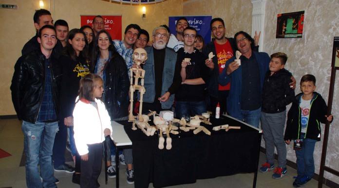 Canar: Kreativne radionice - rasadnici lutkarstva i dječije igre