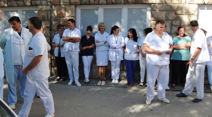 Nastavljen protest podrške Drljeviću