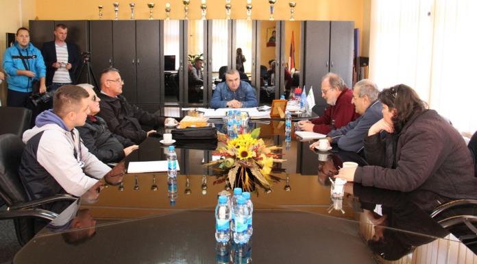 Gradonačelnik primio predstavnike Saveza slijepih