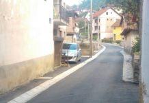 Ulica Vuka Karadžića dobila novi asfalt