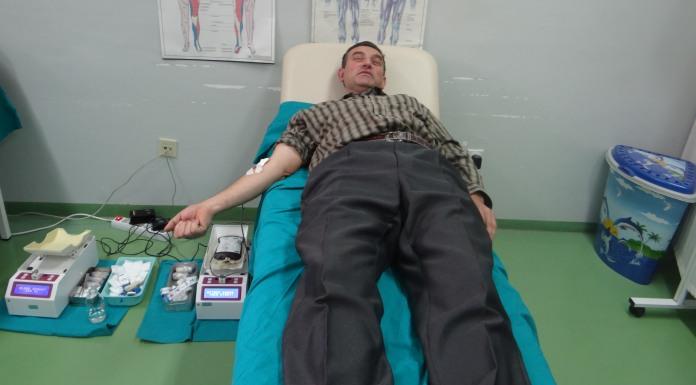 Prikupljeno 15 doza krvi
