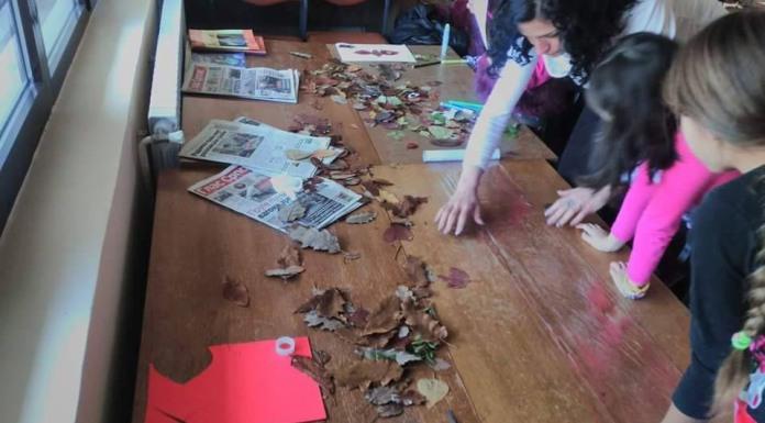 Jesenja kreativna radionica za učenike