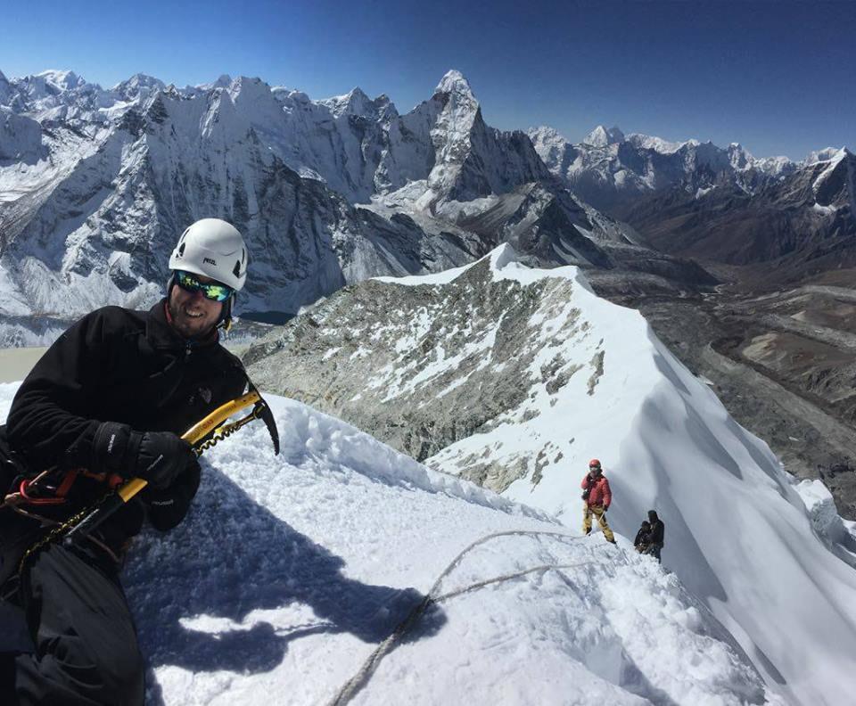 Fočak koji pomjera granice - uspješan uspon na jedan od vrhova Himalaja