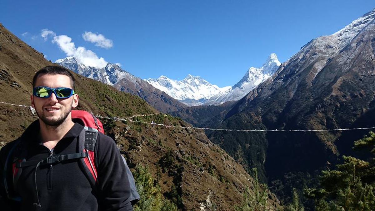 Prvi Fočak na Himalajima - sa Poljacima u šetnji po oblacima