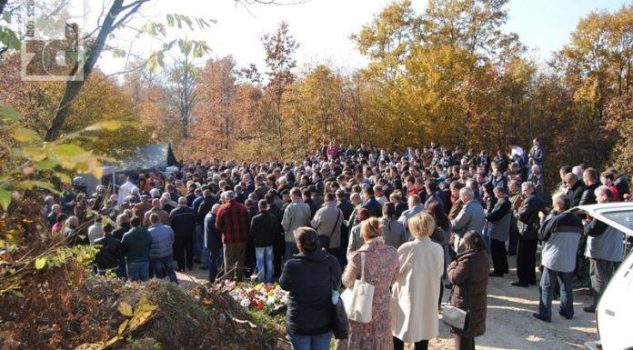 Sutra obilježavanje 25 godina od pogibije 126 srpska borca