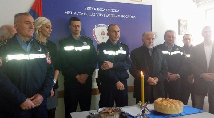 Obilježena krsna slava MUP-a Srpske