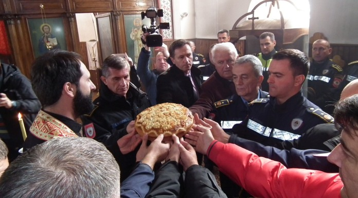 Proslavljena krsna slava policije