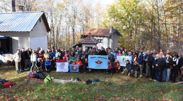 Planinari na memorijalnom pohodu u znak sjećanja na Milenka Nedića