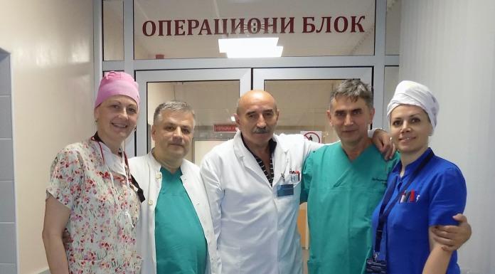 Obavljena prva operacija u