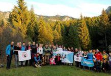"""U """"Pohodu na Romaniju"""" učestvovalo 50 planinara"""