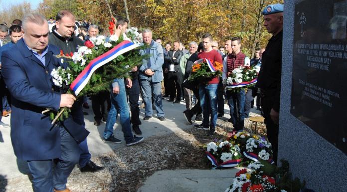 Obilježeno 25 godina od ubistva 126 srpskih boraca