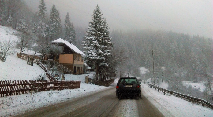 Za putare zimska sezona počela prije 20 dana