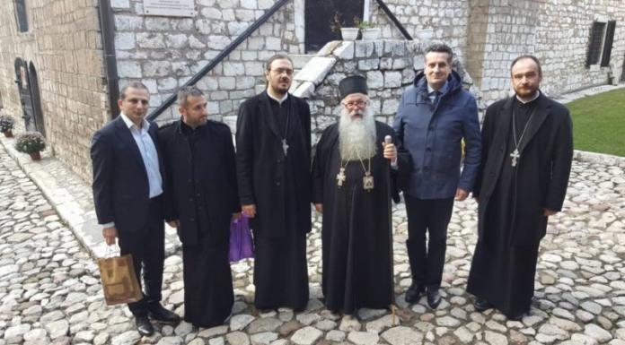 Vuković na obilježavanju slave Stare crkve na Baščaršiji