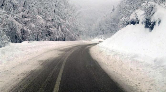 Prohodni putevi, ali otežan saobraćaj