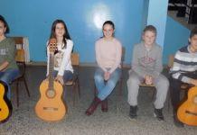 Nastupili mladi gitaristi iz Zvornika