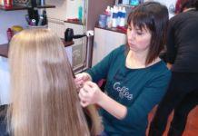 Učenice, mame i nastavnice darovale kosu djecu oboljeloj od raka