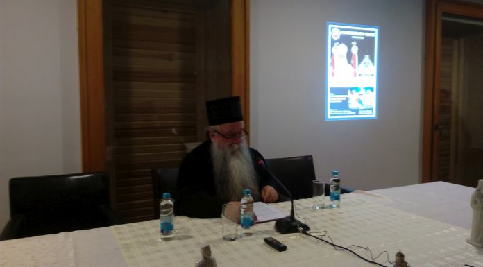Mitropolit Hrizostom održao predavanje u susret Božiću