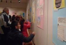 Otvorena izložba učeničkih radova