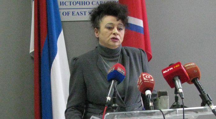Sonja Karadžić-Jovičević Istočno Sarajevo