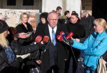 Ministar Bogdanić zadovoljan dinamikom izvođenja radova