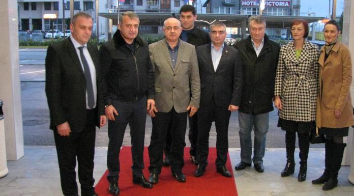 Delegacija Južne Osetije započela posjetu Istočnom Sarajevu