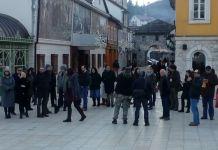 """Gosti """"Kustendorfa"""" posjetili Andrićgrad"""