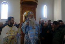 Mitropolit Hrizostom služio Svetu arhijerejsku liturgiju