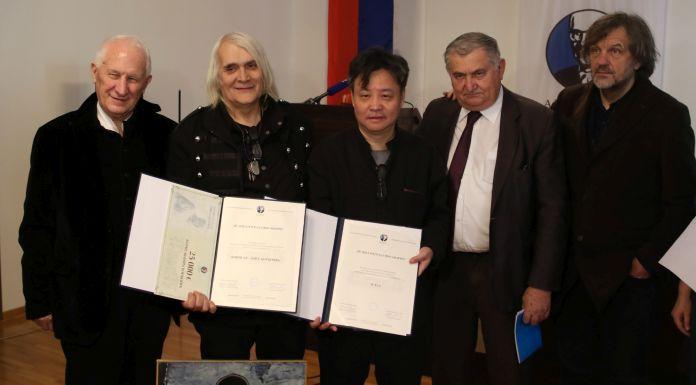 Kusturica: Život laureata u saglasnosti sa njihovim djelima