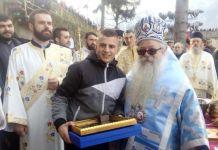 Marko Milanović pobjednik u plivanju za Časni krst