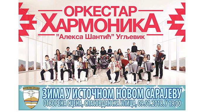 Proslava Dana Republike uz nastup mladih harmonikaša iz Ugljevika