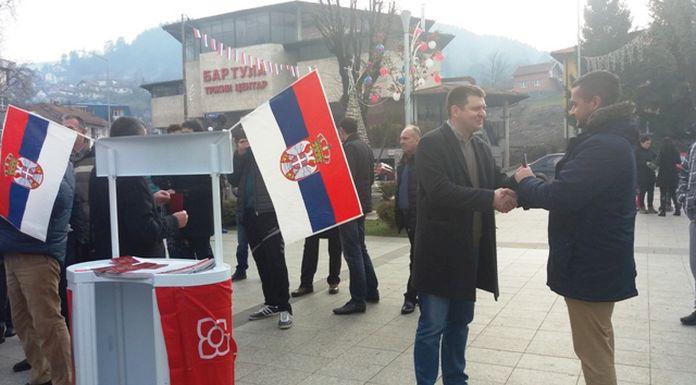 Pasoš Srpske za herojstvo Davidu Arseniću