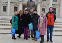 """Predstavnici kompanije """"Tomas Huk"""" oduševljeni turističkom ponudom"""