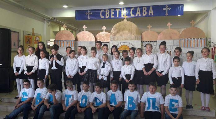 Osnovci obilježili školsku slavu