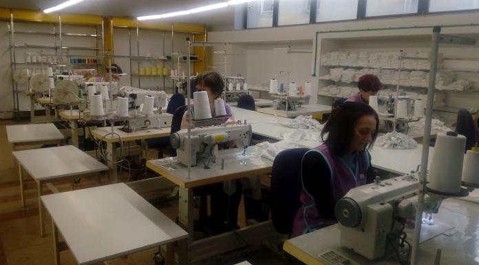 Otvorena dva tekstilna pogona