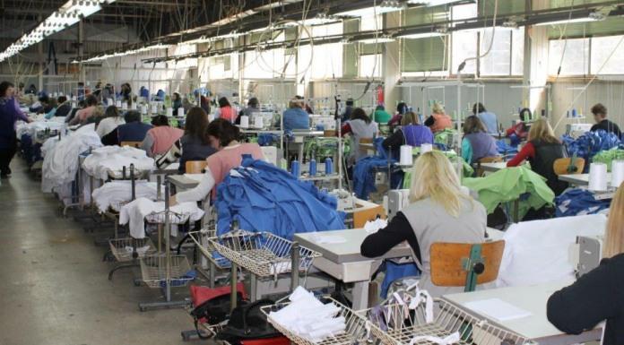 Otvara se fabrika tekstila u naselju Velečevo