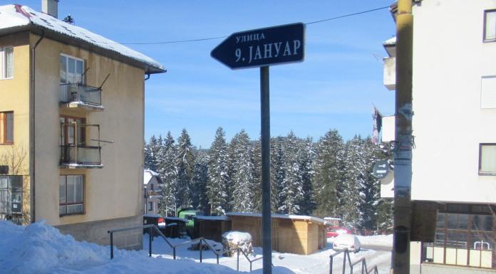 Opština dobiila Ulicu 9. januar