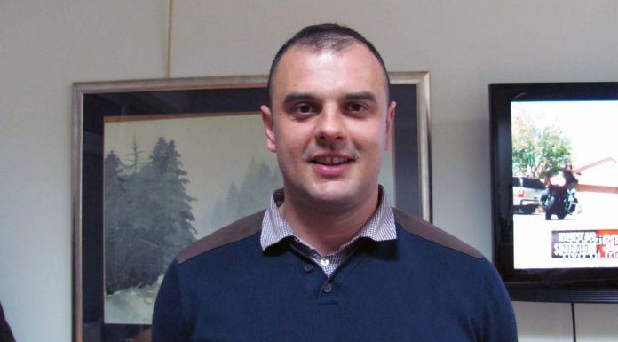 Igor Tošić direktor Turističke organizacije Istočno Sarajevo