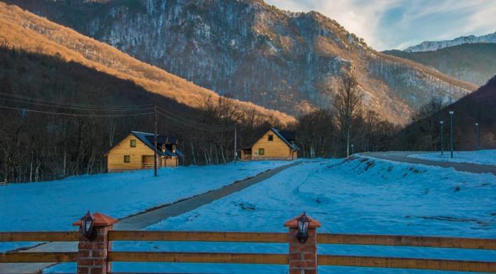 Izgrađene dvije vile sa 30 ležajeva