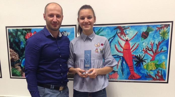 Likovni rad Marije Bojat nagrađen u Sloveniji