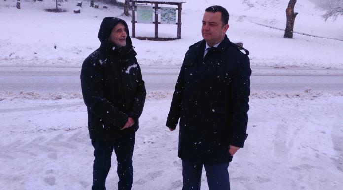 Autor spomenika Bitke na Sutjesci posjetio Dolinu heroja