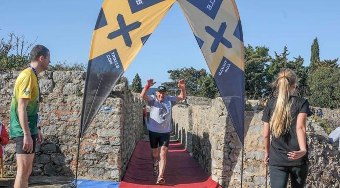 Veteran maratonac Pero Mijatović prvi na