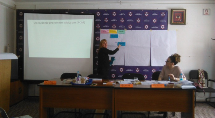 Počela obuka za pripremu projektnih prijedloga