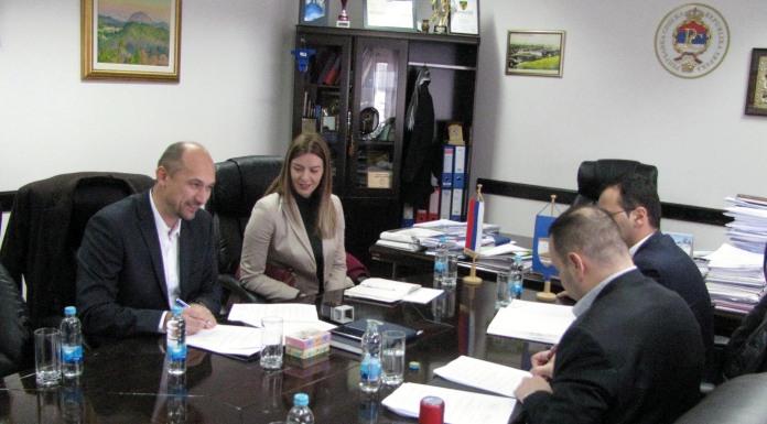 """Potpisan Memorandum o saradnji sa """"Progresom"""" iz Sarajeva"""