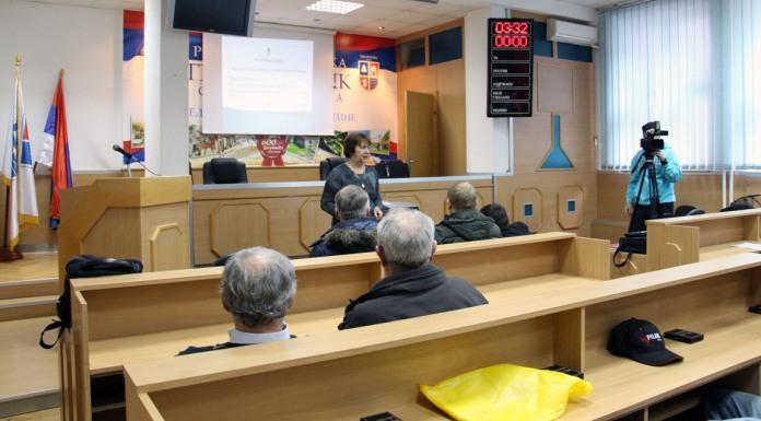 Predavanje za poljoprivredne proizvođače