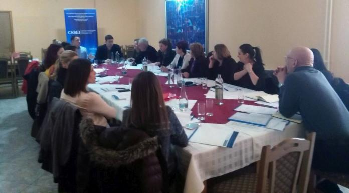 Sastanak o problemima sa kojima se suočavaju centri za socijalni rad