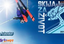 "Sutra humanitarna trka ""Skijaj za život"""