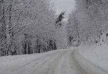 Putevi prohodni, snijeg usporava saobraćaj