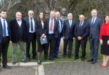 "Delegacija Abhazije posjetila kompaniju ""Boksit"""